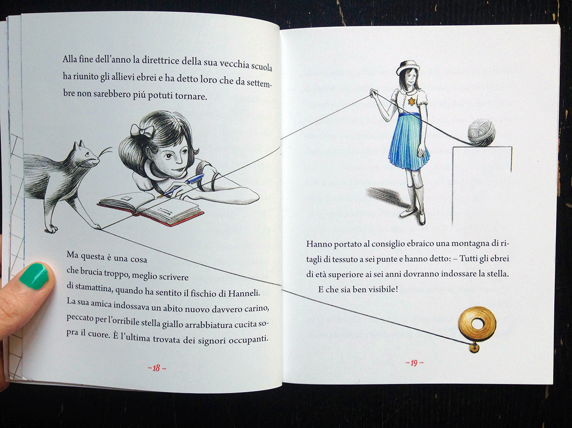 Anne Frank | Picture book
