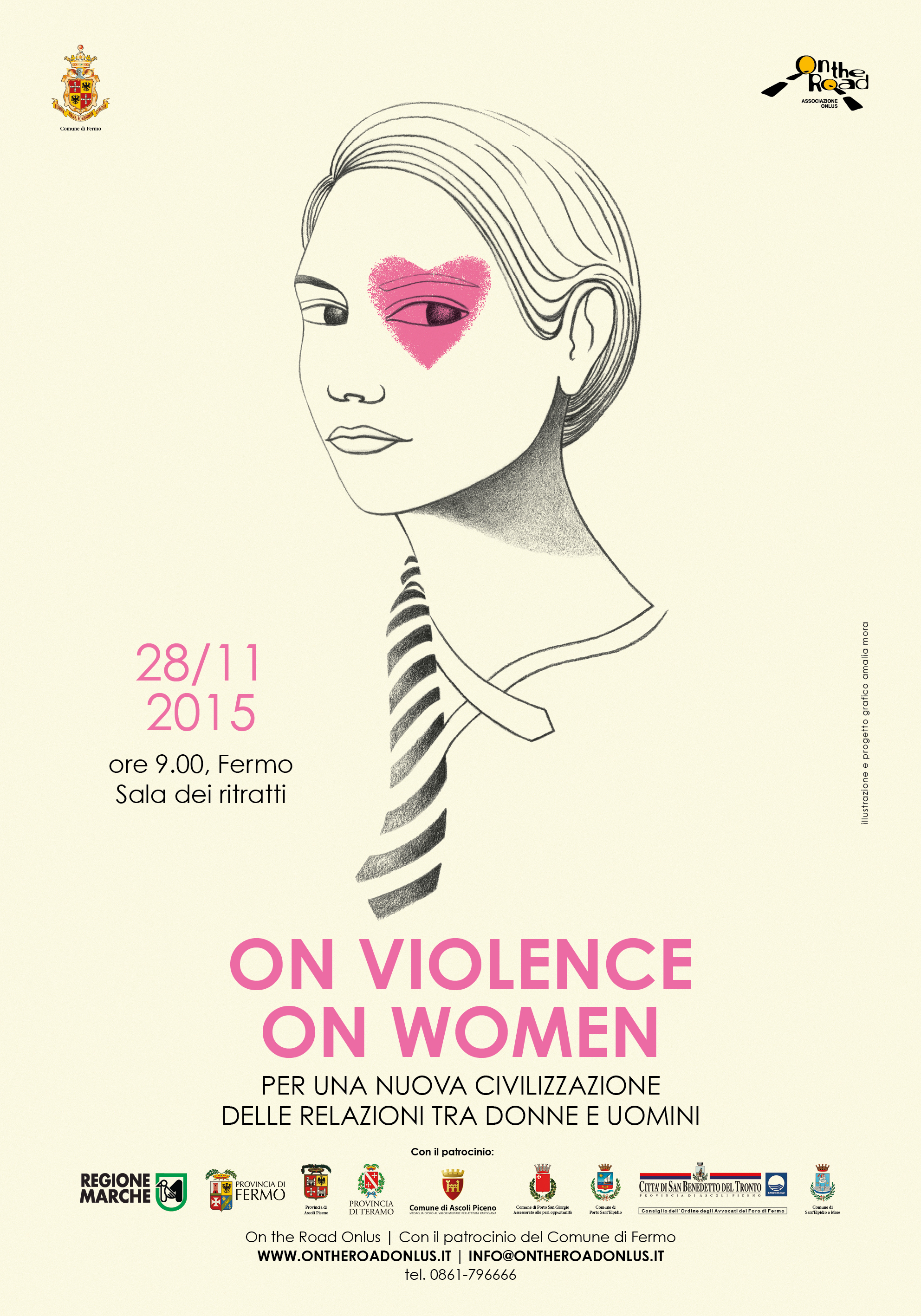 Poster | ON WOMEN ON VIOLENCE